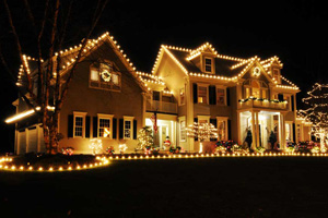 Residential Holiday Decorating and Lighting Services by ...